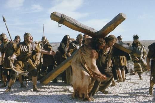 Secuela de la pasión de Cristo