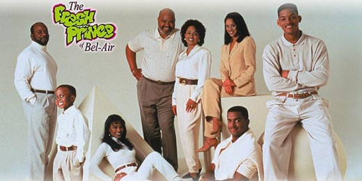 Serie de TV  El Príncipe de Bel-Air