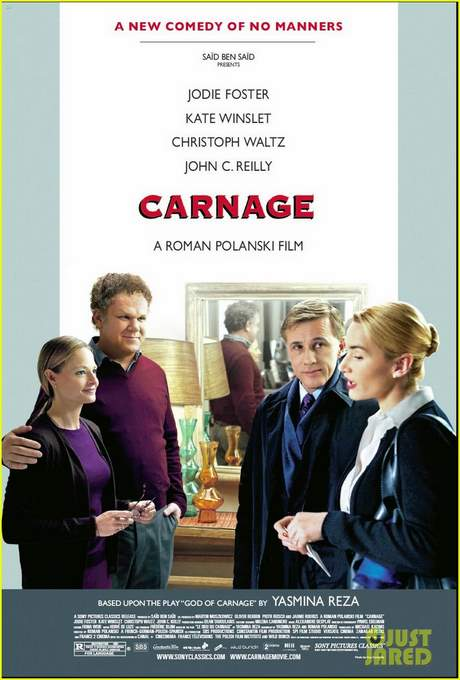 Carnage. Roman Polanski
