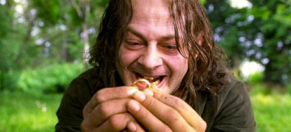 Andy Serkis en El Hobbit
