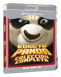 Kung Fu Panda en Blu-Ray 3D