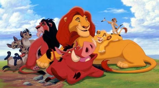 El Rey León en 3D