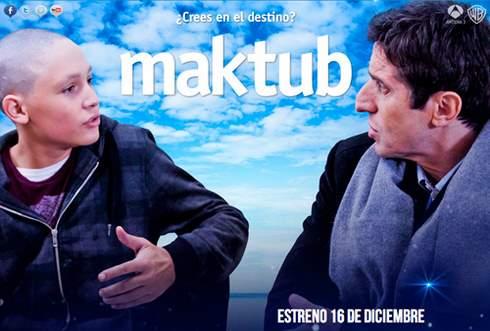 Maktub la película