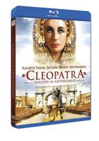 Cleopatra en Blu-Ray