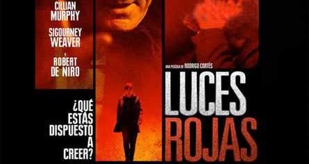 Banner de Luces Rojas