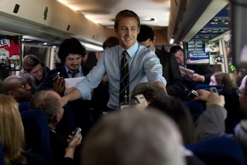 Ryan Gosling en Los Idus de Marzo.