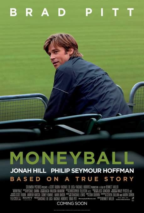 Póster de Moneyball.