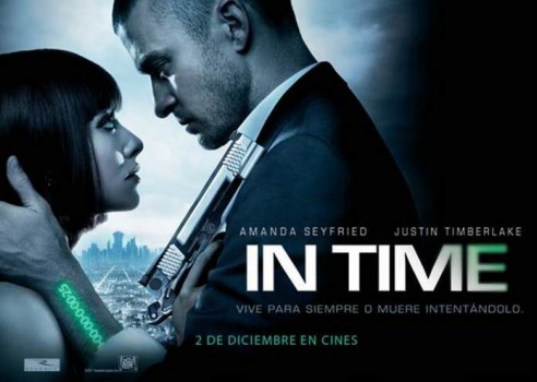 In Time estreno en Blu-Ray.