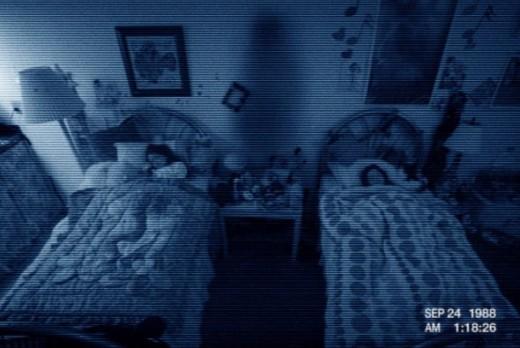 Paranormal Activity 3 clips inéditos.