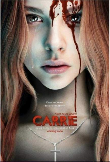 Estreno de Carrie.