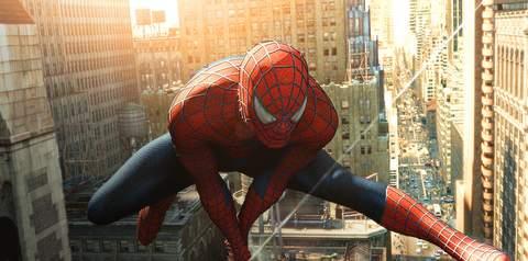 Spiderman 2.