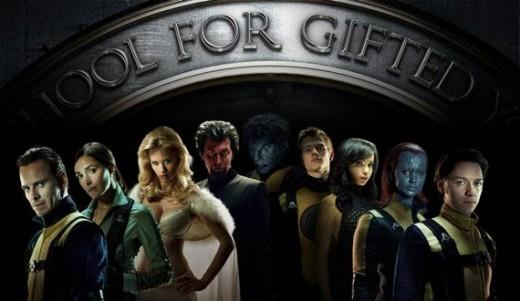 X-Men Primera generación 2.
