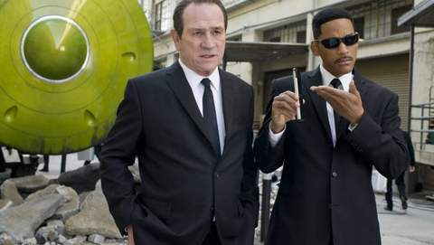 Men in Black III.