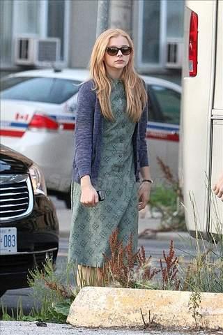 Chloe Moretz es Carrie White.
