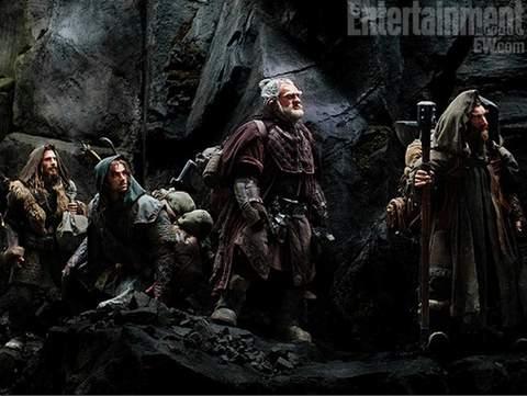 The Hobbit, nueva imagen.
