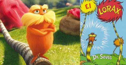 Lorax, Doctor Seuss.