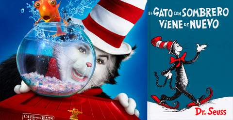 Gato. Doctor seuss.