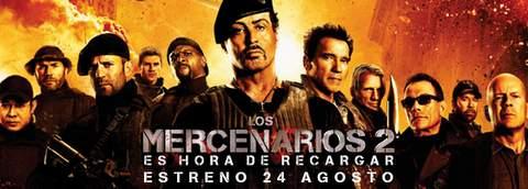 Los Mercenarios 2.