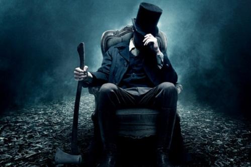 Abraham Lincoln, cazador de vampiros.