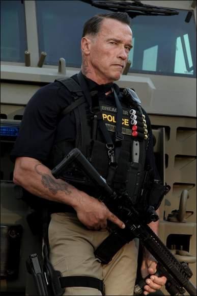 Arnold Schwarzenegger en Ten.