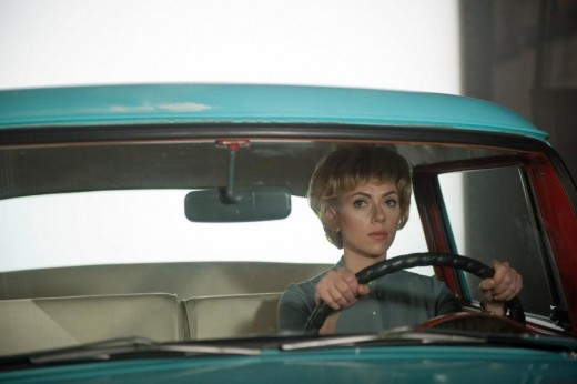 Scarlett Johansson es Janet Leigh.