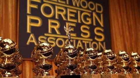 Nominaciones a los Globos de oro 2013.