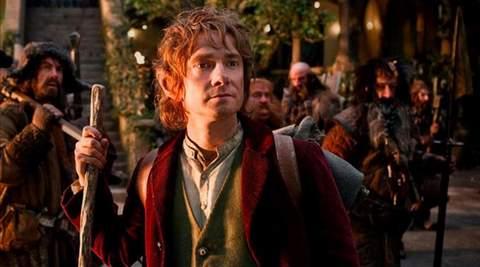 El Hobbit: Un viaje inesperado.