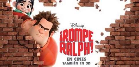Rompe Ralph.