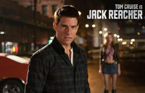 Imagen de 'Jack Reacher'.