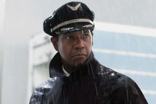Denzel Wasinghton en 'El Vuelo'.