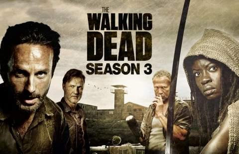 'The Walking Dead'.