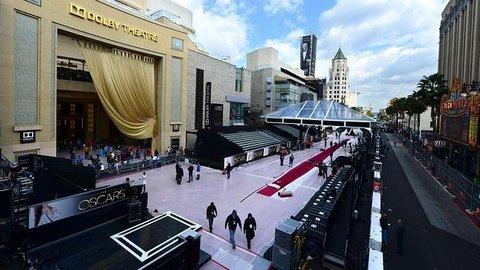 Alfombra roja de los Óscar 2013