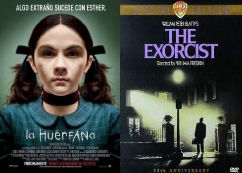 La Huérfana y El Exorcista