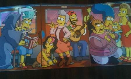 Los Simpson carátulas 15 Temporada