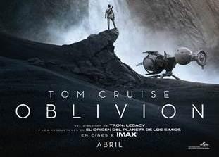 "Cartel de ""Oblivion"""