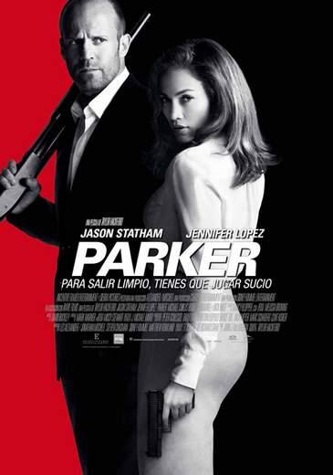 Póster de Parker