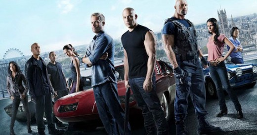 """Fast & Furious 6"", trailer final."