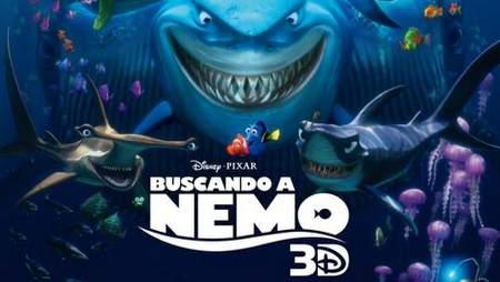 """""""Buscando a Nemo 3D""""."""