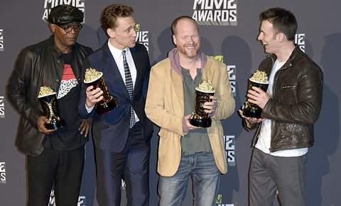 Premios MTV cine 2013.