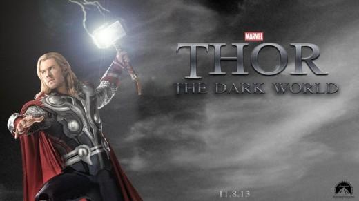 """""""Thor: El mundo oscuro"""", imagen."""