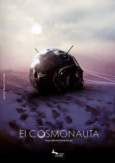 """Póster de """"El Cosmonauta""""."""