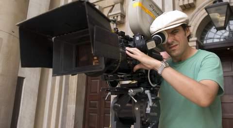 Director Joe Wright.