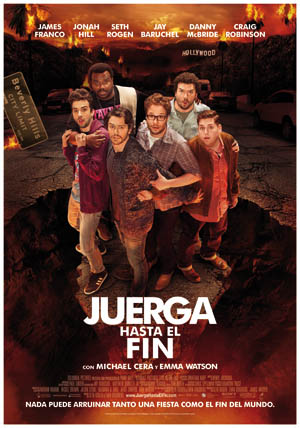 """Trailer de """"Juerga Hasta el Fin""""."""