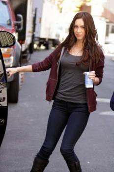 "Megan Fox en ""Teenage Mutant Ninja Turtles""."