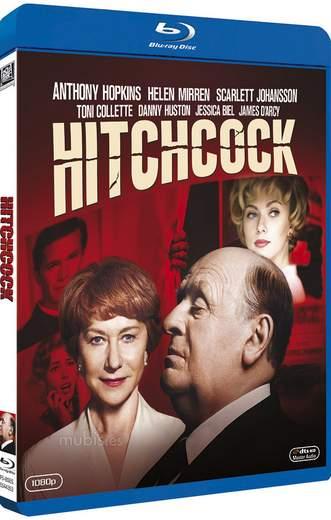 "Estreno Blu-ray ""Hitchcock""."