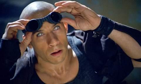 """Vin Diesel en """"Los Vengadores 2""""."""