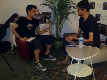 Entrevista Exclusiva a Javier Botet.