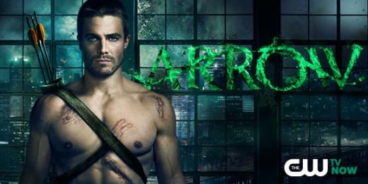 """Serie de TV """"Arrow""""."""