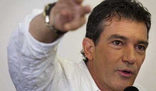 """Antonio Banderas en """"Los Mercenarios 3""""."""