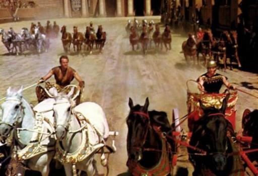Imagen remake de Ben-Hur